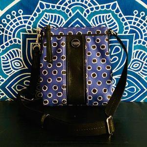 Coach Crossbody Polka Dot Handbag